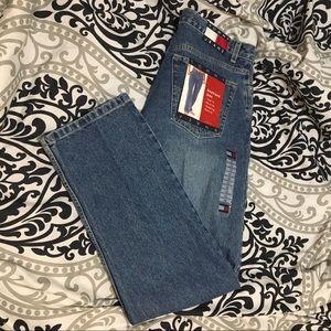 """Tommy Jeans.Boyfriend Jean. """"Guys"""" Fit. Button Fly"""